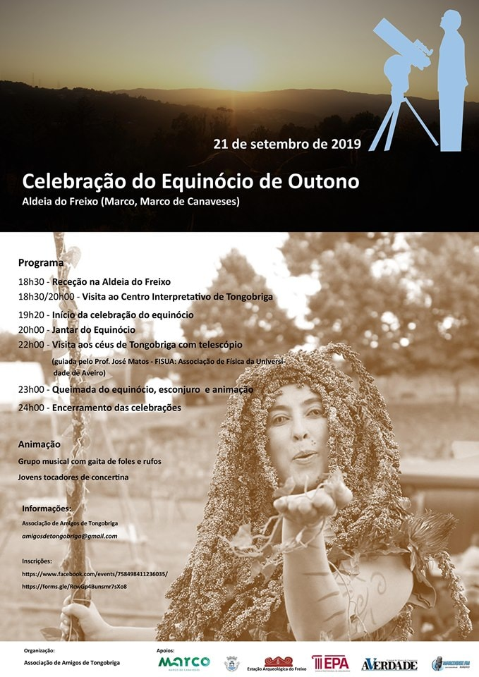 Equinócio de Outono, Aldeia do Freixo, Marco de Canaveses