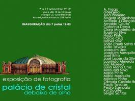exposição fotografia Palácio de Cristal