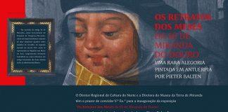 Exposição Museu Terras de Miranda, Retratos
