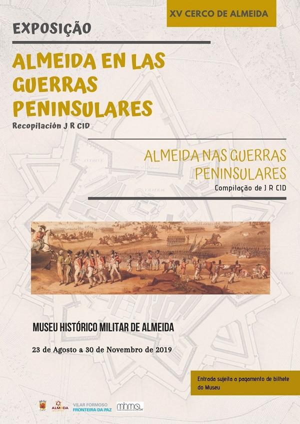 Exposição, Almeida, Guerras Peninsulares