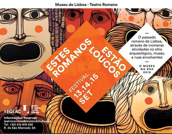 Festival  Museu Lisboa 2019