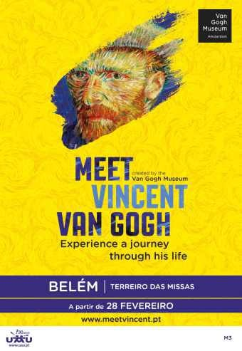 Exp Meet Van Gogh, Lisboa