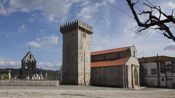 Mosteiro de Travanca
