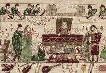 Guerra dos Tronos, Tapeçaria, Irlanda do Norte