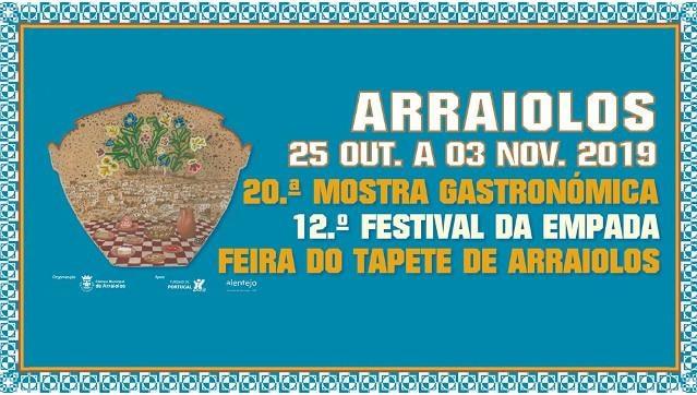 20 Mostra Gastronómica Arraiolos