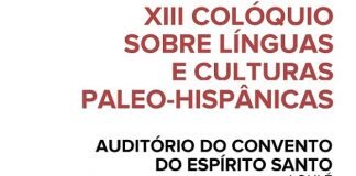 XIII Colóquio sobre Línguas e Culturas Paleo-hispânicas