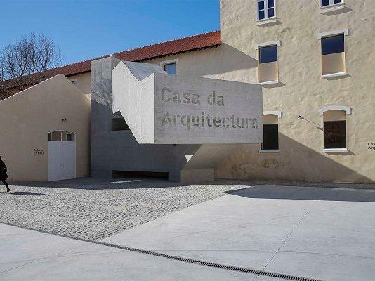 Casa da Arquitectura, Matosinhos