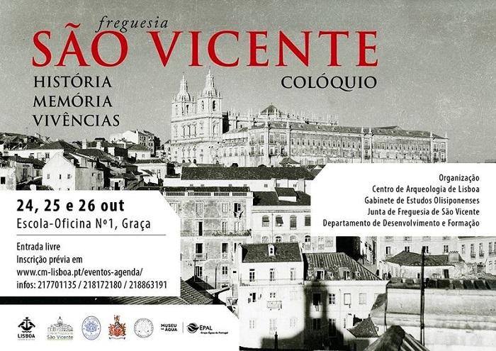 Colóquiio Freguesia São Vicente, Lisboa