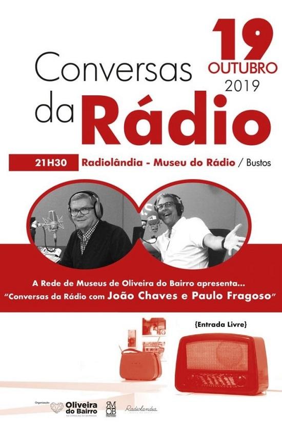 Conversas da Rádio, Radiolândia, Oliveira do Bairro