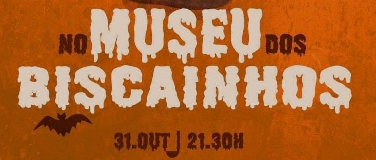 Dia das Bruxas, Museu Biscainhos, Braga