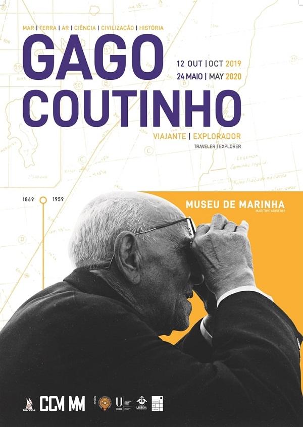 Exposição Gago Coutinho, Museu de Marinha, Lisboa