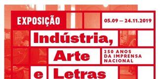 Exposição Indústria, Artes, Letras, Lisboa