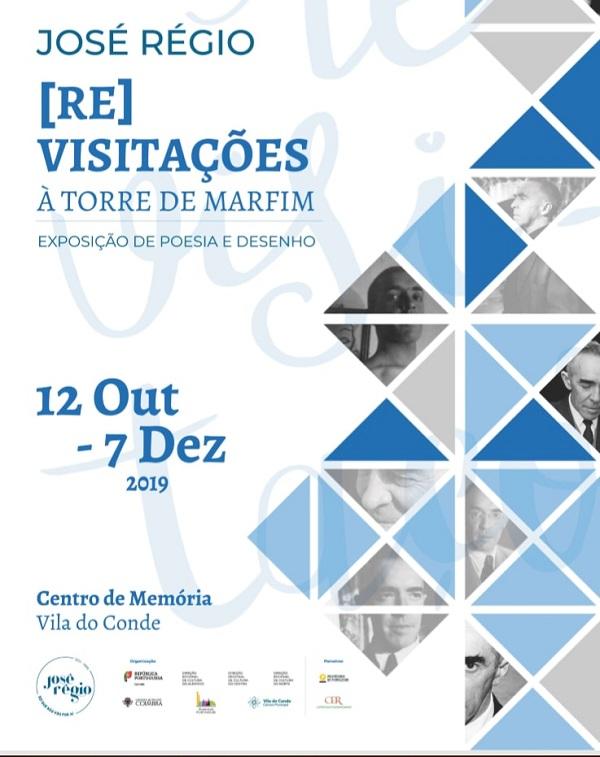 Exposição José Régio, Vila do Conde