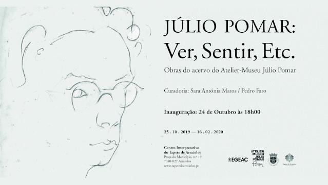 Exposição Júlio Pomar, Arraiolos