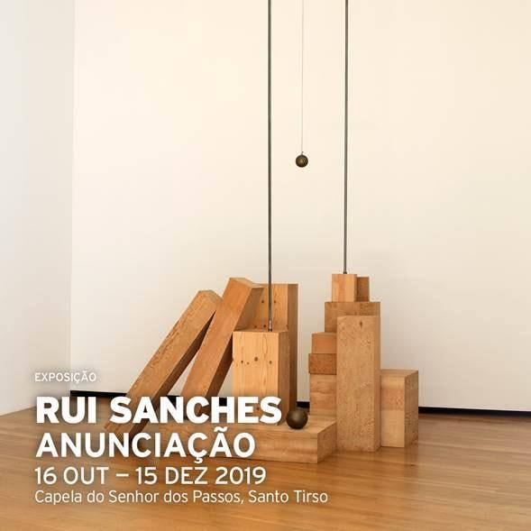 exposição Rui Sanches Santo Tirso