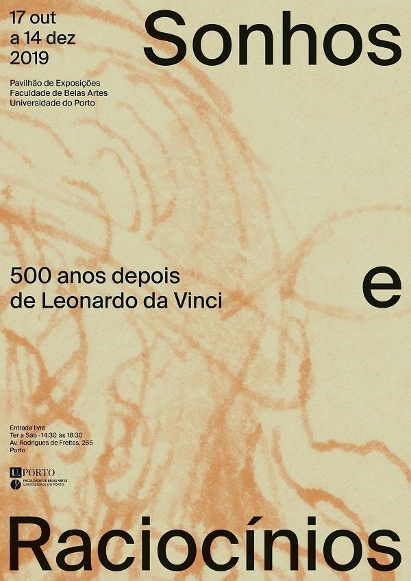 FBAUP, 500 anos Leonardo da Vinci