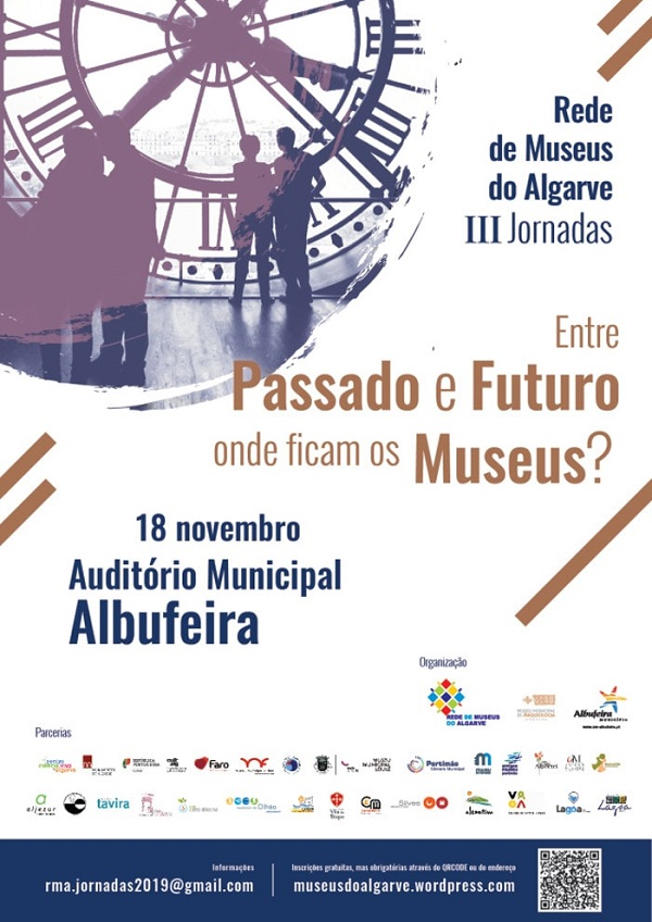 Jornadas Rede Museus Algarve 2019