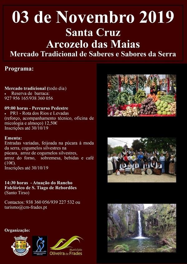 Mercado Tradicional Oliveira de Frades