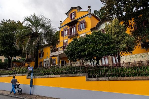Palacete Ramos Pinto Porto