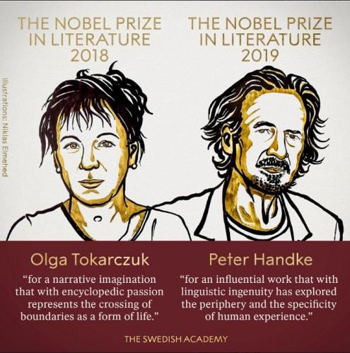 Prémio Nobel Literatura