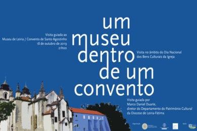 Visita Convento Santo Agostinho, Leiria