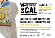 Workshop Centro Arqueologia de Lisboa