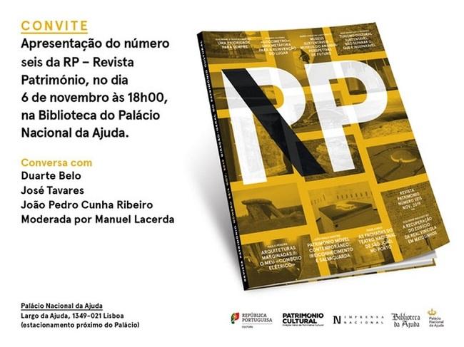 DGPC, Revista Património 6