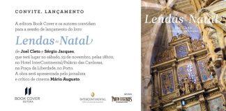 Livro Lendas de Natal, Joel Cleto, Sérgio Jacques