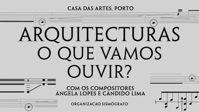 Música, Casa das Artes, Porto