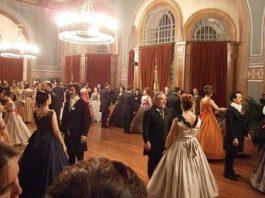 Curso Baile Oitocentista, Museu dos Biscainhos, Braga