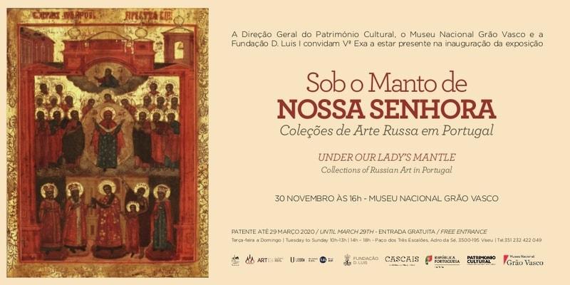 Exposição Coleção Arte Russa em Portugal, Museu Nacional Grão Vasco