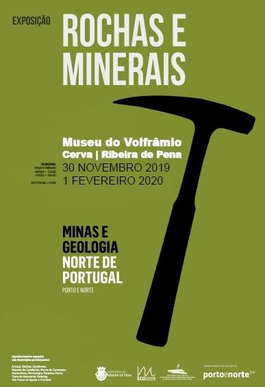 Exposição, Museu do Volfrâmio, Ribeira de Pena