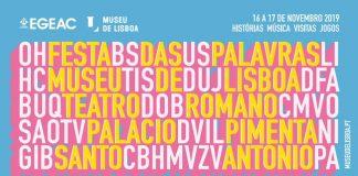 Festa da Palavra Museu de Lisboa