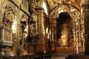 Igreja Santa Clara, Porto