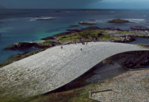 museu submerso, Noruega, baleias