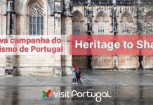 Campanha UNESCO Turismo de Portugal