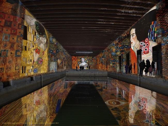 Centro Arte Digital, Les Bassins Lumieres