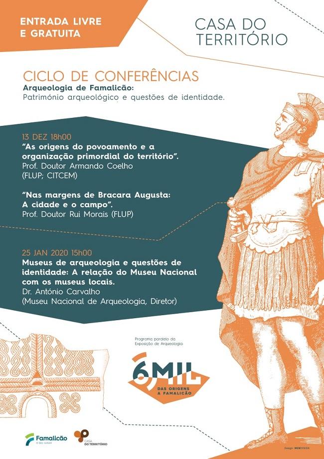 Ciclo Conversas Arqueologia Famalicão 1