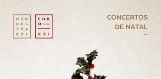 Concerto Natal Mosteiro Tibães 2019
