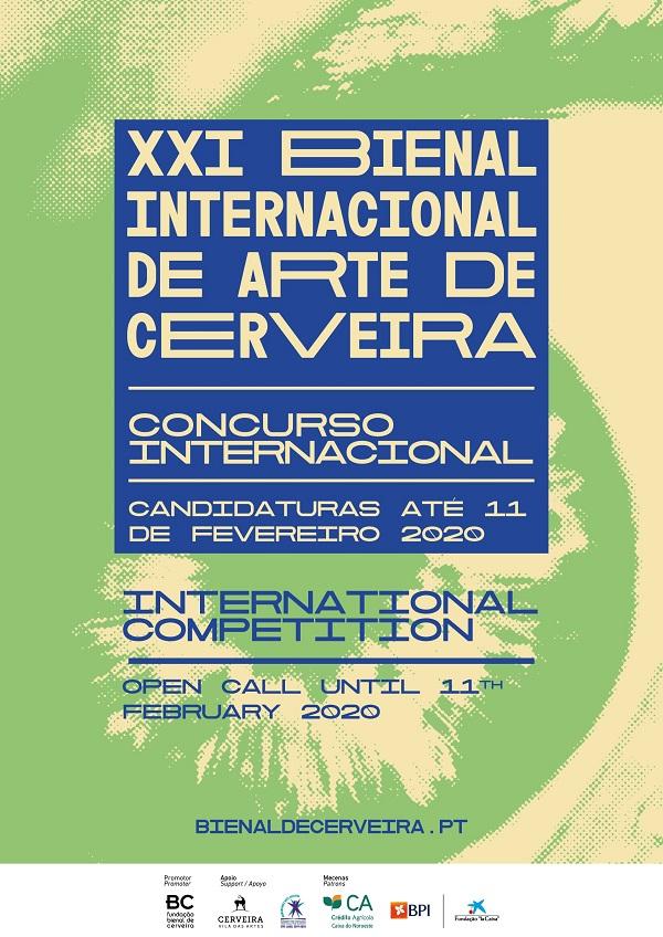 Concurso Internacional Bienal Cerveira 2020