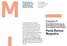 Conferência, Museu da Indústria, Vila Nova de Famalicão
