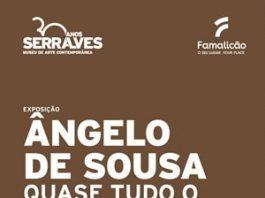 Exposição Ângelo Sousa, Vila Nova Famalicão, Coleção Serralves