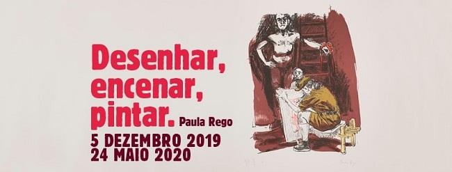 Exposição Desenhar, encenar, Pintar, Paula Rego, Casa das Histórias, Cascais