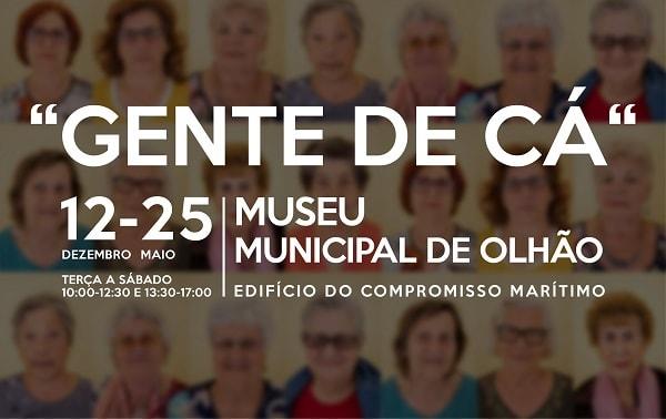 Exposição Gente de Cá, Museu Municipal de Olhão