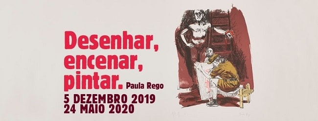 Exposição Paula Rego, Casa das Histórias, Desenhar, Encenar, Pintar, Cascais