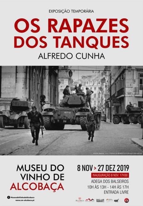 Exposição Rapazes dos Tanques, Museu do Vinho, Alcobaça