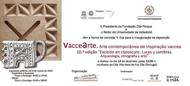 Exposição Vaccearte, Vila Nova de Foz Côa