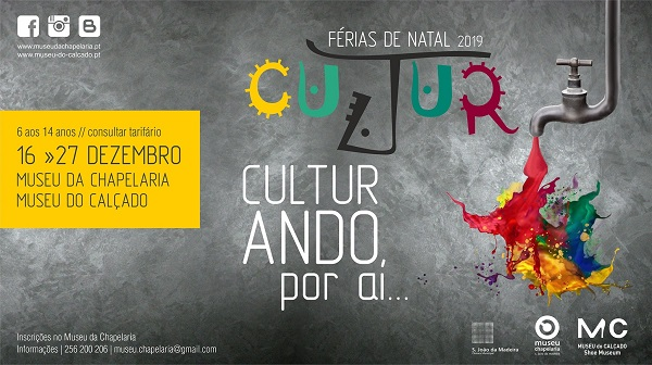 Férias Natal Museus São João Madeira