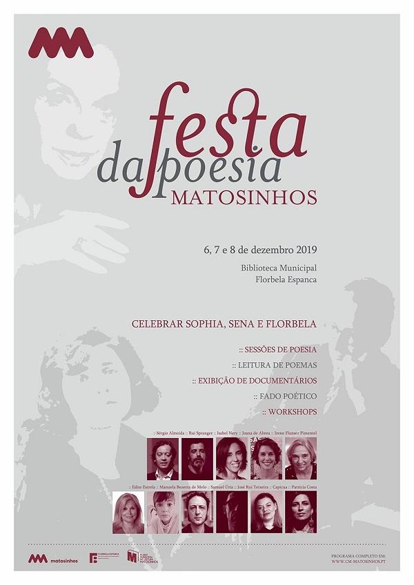 Festa da Poesia, Matosinhos