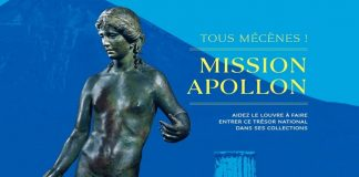 Missão Apolo, Museu do Louvre